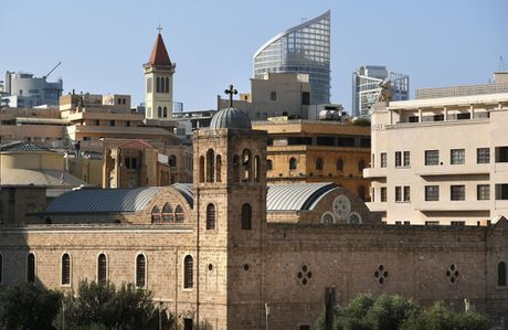 Kham pha ve dep nghin nam cua dat nuoc Lebanon - Anh 2
