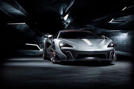 Sieu xe gia re McLaren 570S 'khung' hon nho Vorsteiner - Anh 5