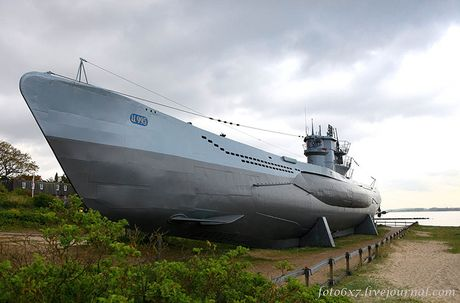 Anh hiem ngoc ngach tau ngam U-boat nguy hiem cua Duc - Anh 1