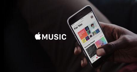 Apple Music se giam gia mua Giang Sinh - Anh 1
