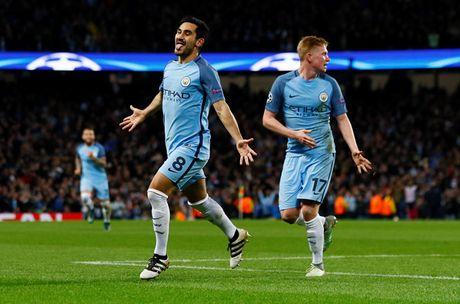 Man City cham dut mach toan thang cua Barcelona o Champions League - Anh 1