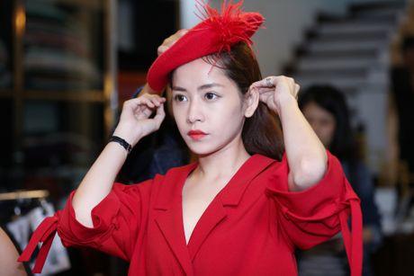 Chi Pu doi style ca tinh de du show thoi trang - Anh 1