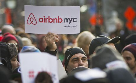 Airbnb kien dieu luat moi cua New York - Anh 1