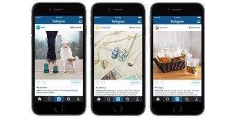 Instagram se mo tinh nang mua hang online trong mua mua sam toi - Anh 1