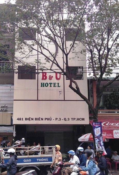 """Bat 3 """"ong trum"""" vu trai gai """"phe"""" ma tuy o khach san - Anh 1"""