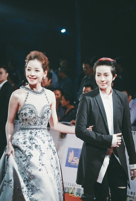 Dan sao Viet long lay, quyen ru tren tham do Lien hoan phim Quoc te Ha Noi - Anh 12