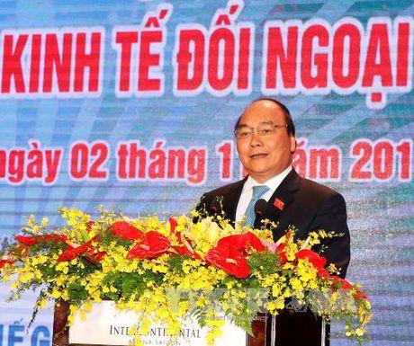 """Thu tuong Nguyen Xuan Phuc du Gala """"Ket noi & Hoi nhap"""" - Anh 1"""