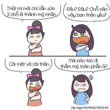 Cuoi te ghe 2/11: Dang so nhat khong phai luc con gai khoc - Anh 1