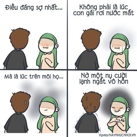Cuoi te ghe 2/11: Dang so nhat khong phai luc con gai khoc - Anh 8