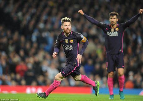 Man City – Barca (3-1): Pep giai ma doi bong cu - Anh 2