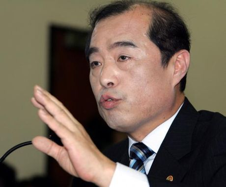 Han Quoc bo nhiem tan Thu tuong giua luc 'song gio' - Anh 1