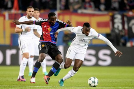 Basel - PSG: Hai sieu pham va mot the do - Anh 1