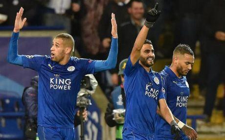 Copenhagen – Leicester City: Thien duong goi ten - Anh 1