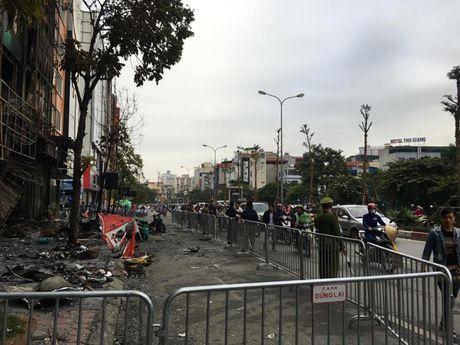 Tin moi vu chay tai duong Tran Thai Tong sang 2/11: Xac dinh nguyen nhan ban dau - Anh 2