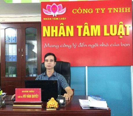 Vu chay quan karaoke o Tran Thai Tong: Ai la nguoi phai chiu trach nhiem? - Anh 1