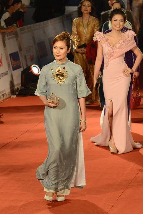 My nhan Viet do bo Lien hoan phim quoc te Ha Noi - Anh 4