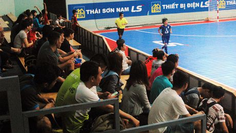 Soi dong giai Futsal Nu TPHCM 2016 - Anh 6