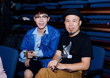 Hoang Thuy Linh ngoi 'ghe nong' ban ket 'Khoi dau uoc mo – Dream High' - Anh 2