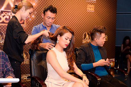 Hoang Thuy Linh ngoi 'ghe nong' ban ket 'Khoi dau uoc mo – Dream High' - Anh 3