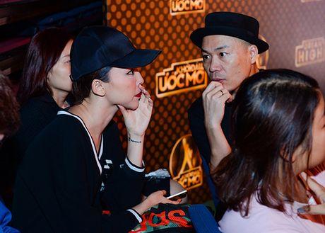 Hoang Thuy Linh ngoi 'ghe nong' ban ket 'Khoi dau uoc mo – Dream High' - Anh 7
