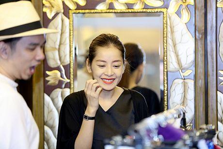Chi Pu doi style ca tinh voi trang phuc cua NTK Xuan Le - Anh 9