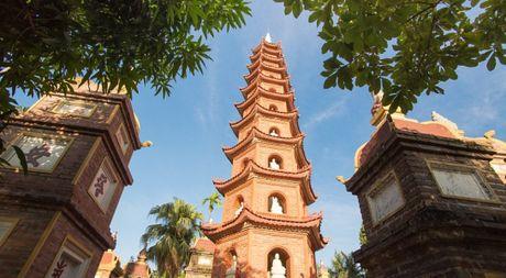 Chua Tran Quoc Viet Nam lot top nhung ngoi chua noi tieng the gioi - Anh 1