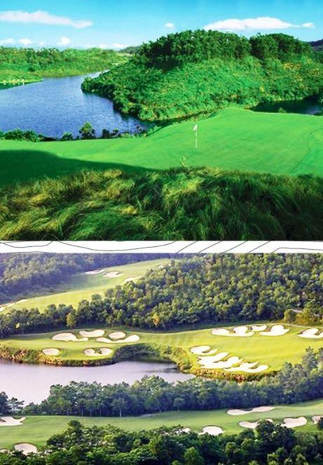 OCB tai tro 40% von cho du an san golf Kim Bang, Ha Nam - Anh 1