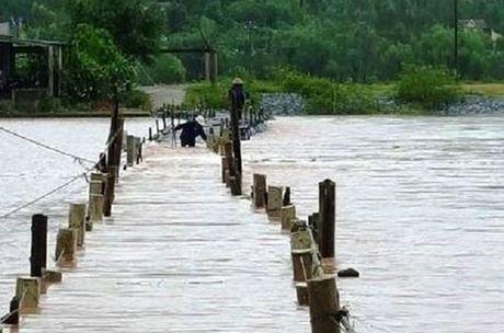 Quang Binh thiet hai hon 47 ty dong do lu lut - Anh 1