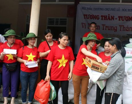 350 trieu dong ho tro dong bao tinh Quang Binh - Anh 1