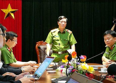 Hop bao thong tin vu chay o pho Tran Thai Tong - Anh 1