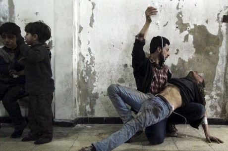 Nga to phe noi day Syria tan sat nguoi dan vo toi o Aleppo - Anh 1