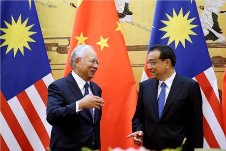 Malaysia -Trung Quoc ky thoa thuan quoc phong, tang cuong hop tac o Bien Dong - Anh 1