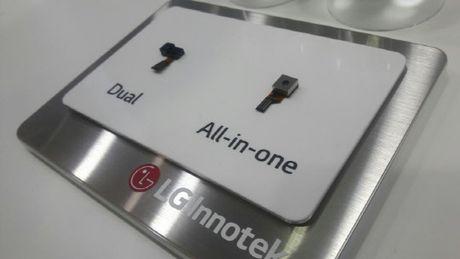 LG G6 ho tro bao mat bang vong mac mat - Anh 2