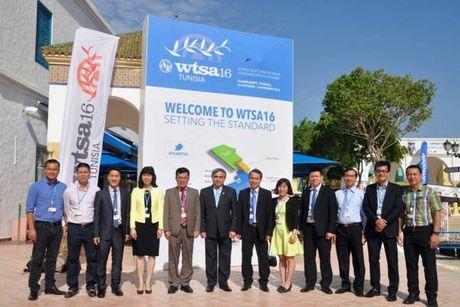 Viet Nam tham du Hoi nghi Tieu chuan hoa vien thong the gioi WTSA-16 tai Tunisia - Anh 2