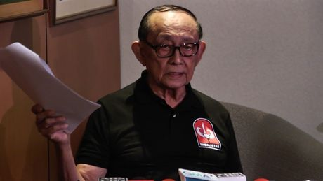 Cuu tong thong Philippines Fidel Ramos thoi lam dac su toi Trung Quoc - Anh 1