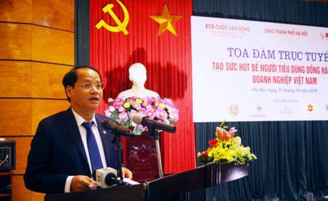 Tao suc hut de nguoi tieu dung dong hanh cung doanh nghiep Viet - Anh 1