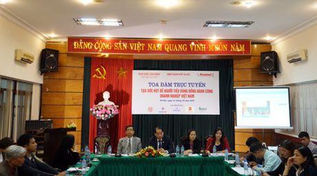 Tao suc hut de nguoi tieu dung dong hanh cung doanh nghiep Viet - Anh 3