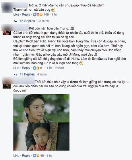 Fan that vong tran tre vi ket thuc khong the bi tham hon cua 'Nguoi tinh anh trang' - Anh 8