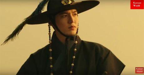 Lee Min Ho bien hoa nhu tac ke hoa trong teaser moi cua Huyen thoai bien xanh - Anh 1