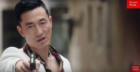Lee Min Ho bien hoa nhu tac ke hoa trong teaser moi cua Huyen thoai bien xanh - Anh 4