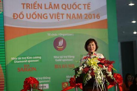 Trien lam Thuc pham Do uong - May moc bao bi dong goi - Anh 2