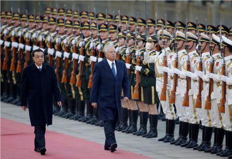 Thu tuong Najib: Phuong Tay dung 'giang dao' Malaysia ve van de noi bo - Anh 1