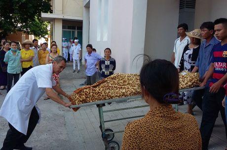 Vu san phu chet bat thuong: Da co ket qua giai phau tu thi - Anh 1