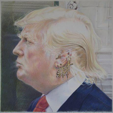 Trump, Clinton: Tran trui va day khieu khich - Anh 10