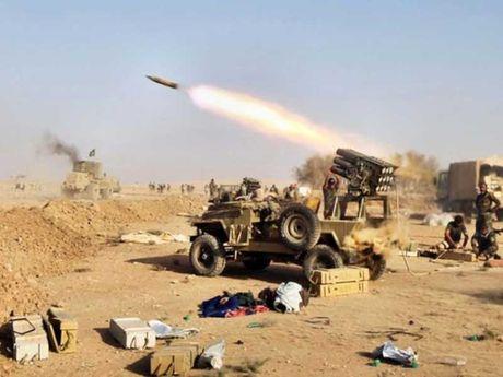 Ngay 1-11, quan doi Iraq bat dau tien vao Mosul - Anh 1