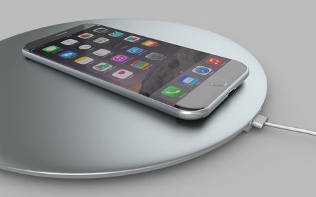 iPhone 8 se co sac khong day - Anh 1