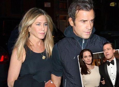 Sau nha Pitt, den luot vo chong Jennifer Aniston truc trac - Anh 1