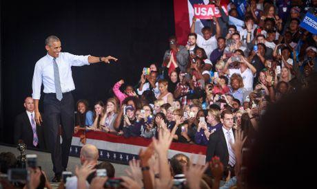 Obama: Dung de bi lua boi Donald Trump - Anh 1