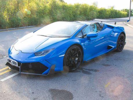 Lamborghini Huracan do manh tren 1.000 ma luc - Anh 1