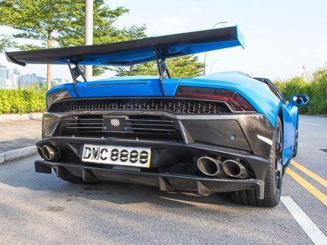 Lamborghini Huracan do manh tren 1.000 ma luc - Anh 3